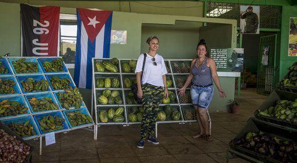 Mercado el Pimiento. Santa Clara. Foto: Ismael Francisco/Cubadebate.