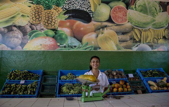 Mercado Buen Viaje. Santa Clara. Foto: Ismael Francisco/Cubadebate.