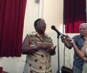 Susana Arcea, diputada por el municipio de Centro Habana, enfatizó que se trata de un asunto multisectorial, que requiere una mayor integración. Foto: María del Carmen Ramón/ Cubadebate.