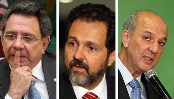 Filippelli, del gobernante Partido del Movimiento Democrático Brasileño (PMDB), fue detenido junto a los ex gobernadores Agnelo Queiroz y José Roberto Arruda y otras siete personas. Foto: PL.