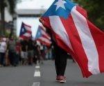 Cientos de puertorriqueños protestaron en las calles por la crisis que vive el país. Foto:  Reuters.