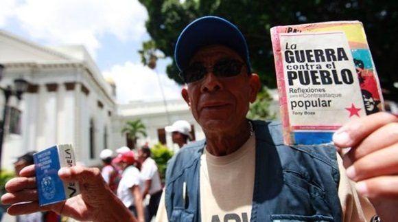 Candidatos a la ANC serán definidos en asambleas populares este sábado