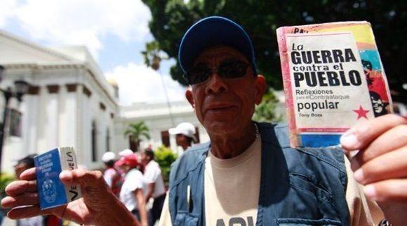 Un total de 181 candidatos a la Asamblea Constituyente en Venezuela será elegidos en los diversos sectores sociales. | Foto: AVN