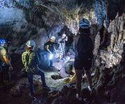La Cueva de los Panaderos constituye uno de los principales atractivos arqueológicos del patrimonio de Gibara, ciudad costera ubicada al norte de la provincia de Holguín, Cuba. Foto: Juan Pablo Carreras/ ACN.