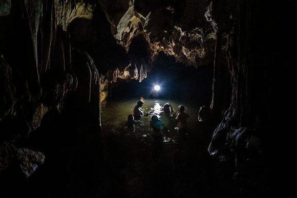 La Cueva de los Panaderos constituye uno de los principales atractivos arqueológicos del patrimonio de Gibara, ciudad costera ubicada al norte de la provincia de Holguín, Cuba. de Holguín, Cuba. Foto: Juan Pablo Carreras/ ACN.