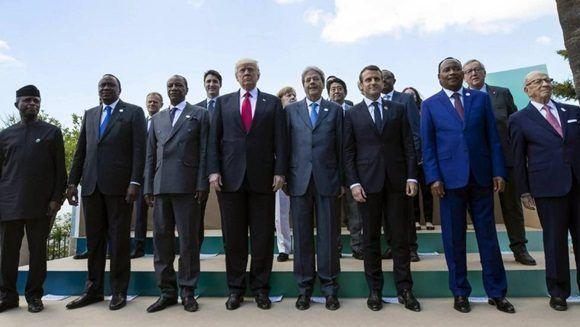De esta forma concluyó la cuadragésimo tercera reunión cumbre de jefes de estado o de gobierno cuya próxima edición será en Canadá, próximo presidente de turno del grupo, en 2018.