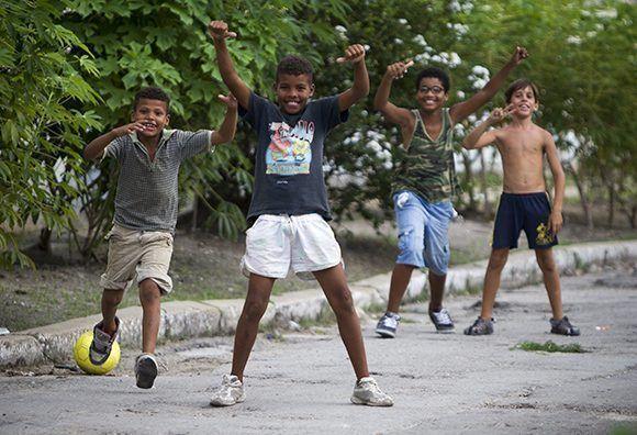 Día Universal del Niño: Hacer realidad sus sueños y derechos