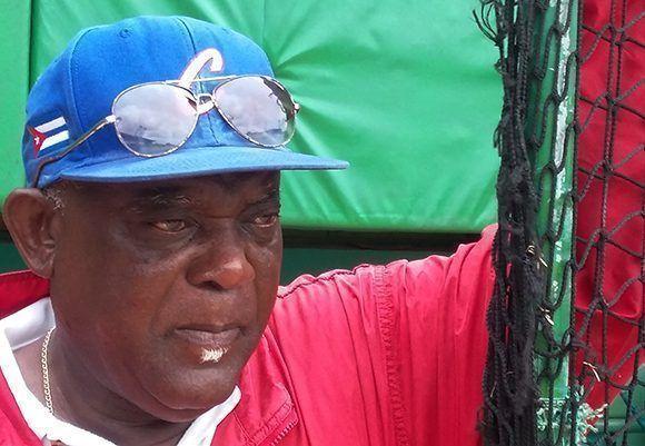 El Señor Pelotero está de vuelta. Foto: Michel Contreras/Cubadebate.