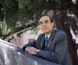 José Luis Cordeiro. Foto: Sergio González Valero.