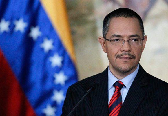 Ernesto Villegas, uno de los 10 nuevos dirigentes que Donald Trump sanciona en Venezuela. Foto: Archivo.