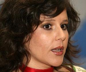 La abogada estadounidense Eva Golinger ha sido una de las voces más citadas para hablar de los recursos que llegan para la oposición. Foto tomada Radio Orinoco.