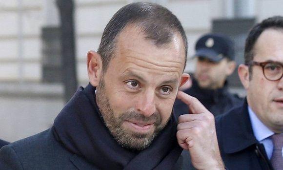 Según los investigadores, Rosell se repartió los más de 15 millones de euros con el ex presidente de la federación brasileña Ricardo Teixeira tras vender los derechos a una sociedad radicada en Qatar. Foto: Reuters.