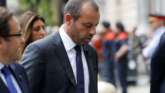 El operativo policial se desarrolló por orden de la Audiencia Nacional española e incluyó varios registros vinculados a una presunta red de blanqueo liderada por Rosell. Foto: DPA.