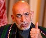 El expresidente de Afganistán, Hamid Karzai, en Kabul, el 25 de diciembre de 2014. Foto: Omar Sobhani/ Reuters.
