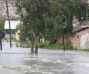 Lluvias en Gravatá. Foto: Divulgação.
