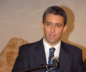 Viceministro primero del Ministerio de las Comunicaciones de Cuba (Mincom), Jorge Luis Perdomo