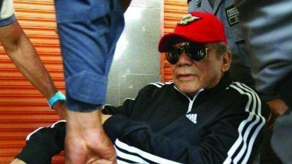 Falleció Manuel Noriega luego de pedir perdón a familiares de víctimas