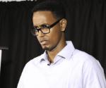 Abbas Abdullahi Siraji era el miembro más joven del Gobierno. Foto: @ChiefOfDefence