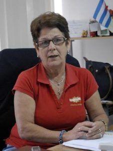 Olga Mérida San Juan, directora técnica de Desarrollo de La Estancia, asegura que la integración y el encadenamiento entre empresas nacionales generará desarrollo.