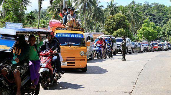 Se intensifican los combates en Filipinas por ataques islamistas