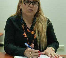 En los primeros cinco meses de 2016 los productos de Biocubafarma mantuvieron una presencia estable. Luego comenzaron a agotarse recursos por falta de financiamiento, explica Rita María García.