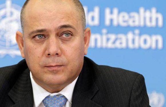 Doctor Roberto Morales Ojeda, ministro de Salud Pública de Cuba. Foto: Archivo.