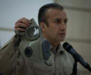 El Aissami anuncia captura de varios implicados. Foto: @ViceVenezuela.