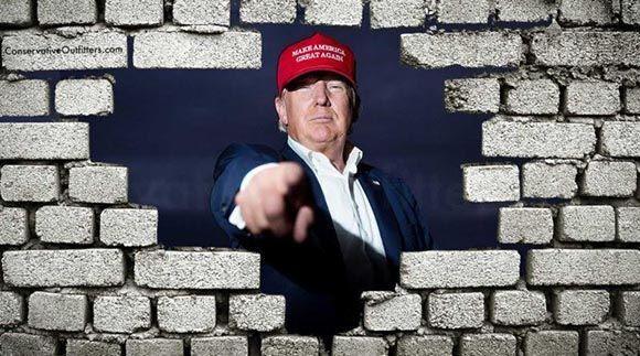 Resultado de imagen para juego en el que se puede detener el muro de Trump - youtube