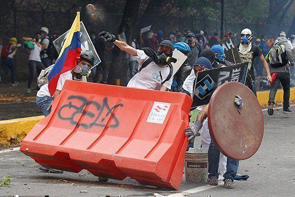 ¿Qué mecanismos de financiamiento tiene la oposición venezolana? Foto: Reuters.