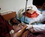 Yemen es devastada por un periodo de sequía y hambruna, la epidemia del cólera es otra de las calamidades que azota el país. Foto: Reuters.