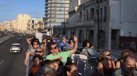 Cuba a accueilli trois millions de touristes cette année