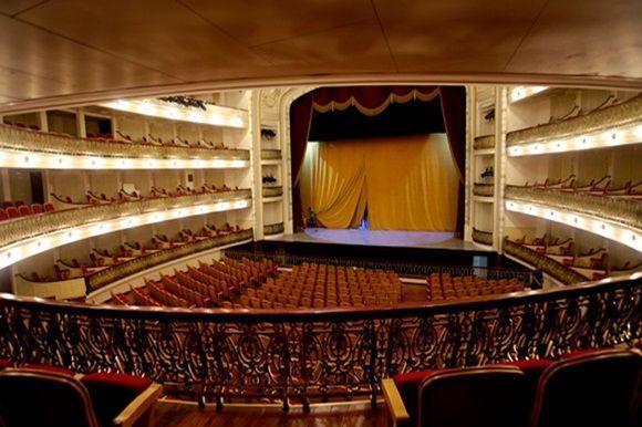 Gran Teatro de La Habana Alicia Alonso ofrece recorrido por su interior