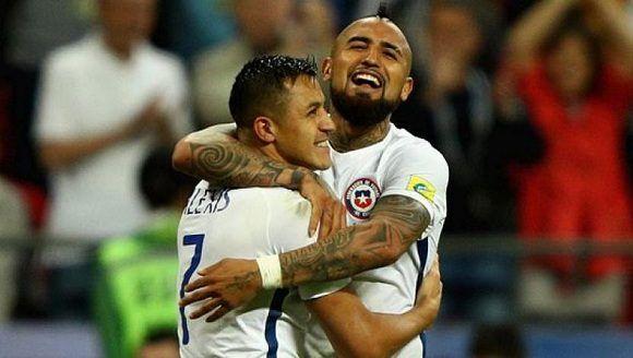Chile jugará la final de la Copa Confederaciones por primera vez en su historia. Foto: depor.com