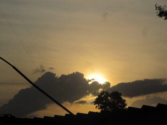 Atardeciendo. Foto: Yordys del Sol Arrechea / Cubadebate