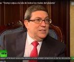bruno-rodriguez-parrilla-en-entrevista-con-la-cadena-russia-today