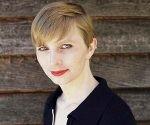 Chelsea Manning concedió su primera entrevista luego de ser liberada. Foto: AP.