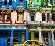 Colores mixtos en La Habana. Foto: Desmond Boylan (Tomada de su pagina  de Facebook)