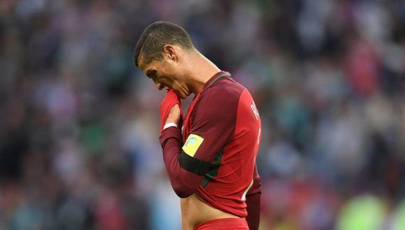 Cristiano Ronaldo. Foto: Getty Images.