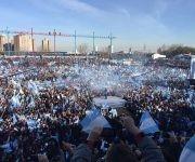 Foto: @CFKArgentina.