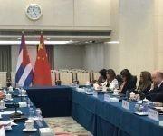 Cuba y China refuerzan lazos. Foto: PL.