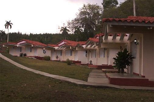 Motel Siguaraya, en La Palma, Pinar del Río. Foto: Guerrillero