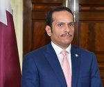 El ministro de Asuntos Exteriores de Qatar, el jeque Sheikh Mohammed bin Abdulrahman al-Thani. Foto: Wikipedia.