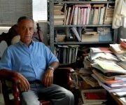 También obtuvo el premio de ensayo de Casa de las Américas en 1989. (Foto: Emilio Herrera/PL)