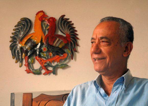 Martínez Heredia fue investigador Titular del Centro de Investigación y Desarrollo de la Cultura Cubana Juan Marinello. (Foto: Emilio Herrera/PL)