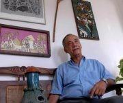 La Asamblea Municipal del Poder Popular en Yaguajay declaró a Fernando Martínez Heredia Hijo Ilustre en el 2001. (Foto: Emilio Herrera/PL)