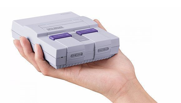 NES Super Nintendo