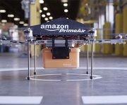 La primera entrega de Amazon Air Prime mediante un dron se realizó el 15 de diciembre de 2016. Foto: Amazon.com