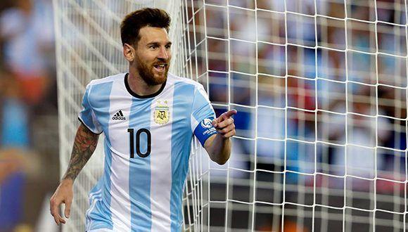 Messi ya piensa en el Mundial de Rusia-2018. Foto: @LeoMessi/ Facebook.