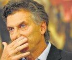 Mauricio Macri endeudó a Argentina durante un siglo. Foto: Télam.