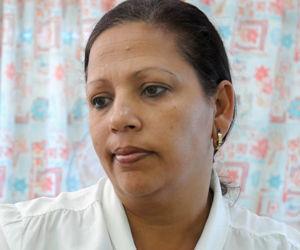 Maylín Rodríguez Fuentes, comunicadora de Cupet. Foto: Leonel Escalona Furones/ Venceremos.